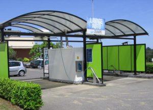 Station de lavage auto